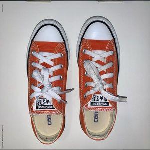   Converse   low top orange